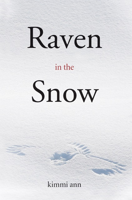 Raven in the Snow_cover